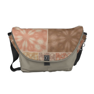 Pink Gypsy Patchwork Courier Bags