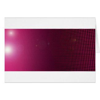 pink halation cards