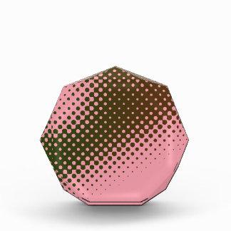 Pink Halftone Award