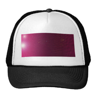 pink halo casquette