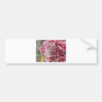 Pink Happy Birthday Bumper Sticker