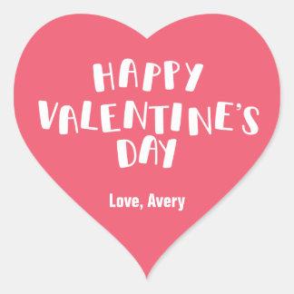 Valentines Day Stickers | Zazzle