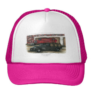 Pink Hat - The Old Brewery