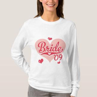 Pink Heart 09 Bride Hoodie