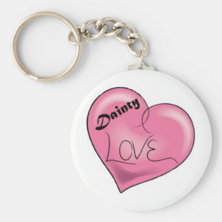 pink_heart_graphic_with_the_word_love_0515-0910-23 llavero redondo tipo pin
