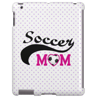 Pink Heart O Soccer Mom