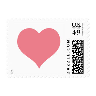 Pink Heart Stamp