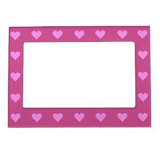 Pink Heart Valentine custom picture frame
