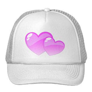 Pink Hearts Trucker Hat
