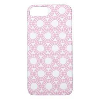 Pink hearts iPhone 8/7 case
