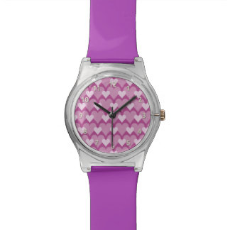 Pink Hearts watches