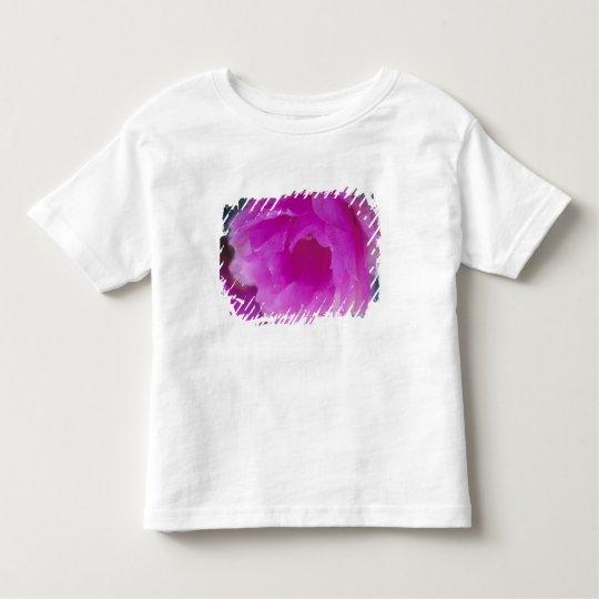 Pink Hedgehog Cactus blossom (Echinocereus Toddler T-shirt