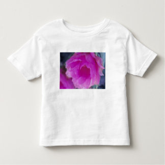 Pink Hedgehog Cactus blossom (Echinocereus Toddler T-shirt