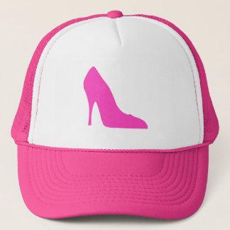 Pink Heels Trucker Hat