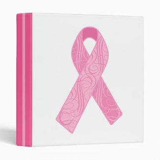Pink Hero Vinyl Binder