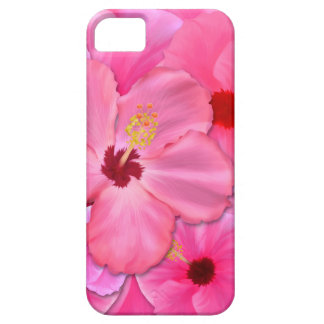Pink Hibiscus iPhone 5 Case