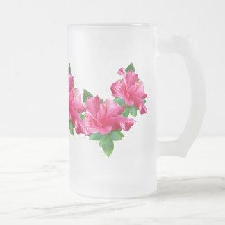 Pink Hibiscus Lei Mug