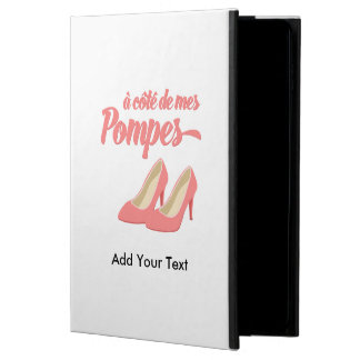 Pink High Heels Funny French Expression Powis iPad Air 2 Case