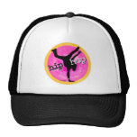 Pink Hip Hopper Hat