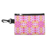 Pink Hippie Mandala Pattern Accessories Bags