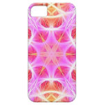 Pink Hippie Mandala Pattern Case For iPhone 5/5S