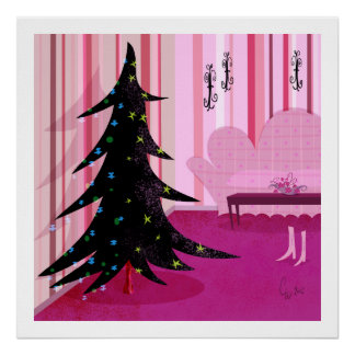 Pink Holidays! Poster
