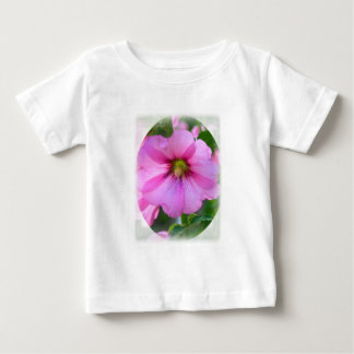 Pink Hollyhock Products Baby T-Shirt
