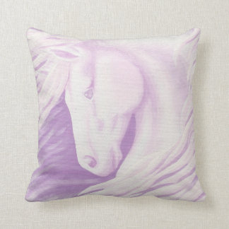Pink Horse Collection Pillow