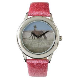 Pink Horse Watch