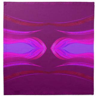 Pink Hot Pink Purple Dreams CricketDiane Napkin
