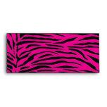 Pink Hot Pink Zebra Envelopes