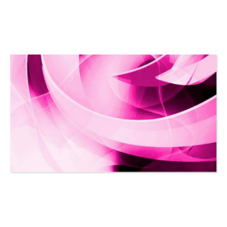 PINK HOT PINKS COLORFUL ABSTRACT BACKGROUND VECTOR BUSINESS CARD TEMPLATE