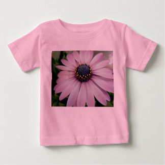 Pink Hybrid Daisy Baby Baby T-Shirt