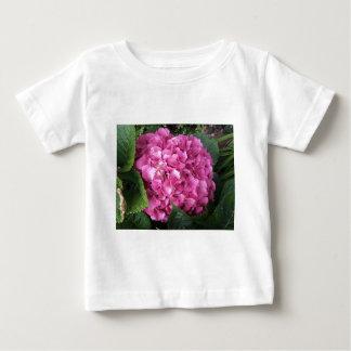 Pink Hydrangea Baby T-Shirt