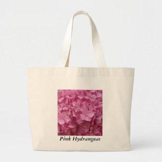 Pink Hydrangea Bags