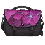 Pink Hydrangea Flowers Commuter Bags