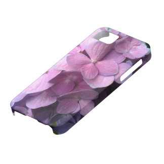 Pink Hydrangea from Rock Center adds a frill iPhone SE/5/5s Case