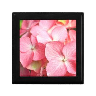 Pink Hydrangea gift box