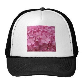 Pink Hydrangea Trucker Hat