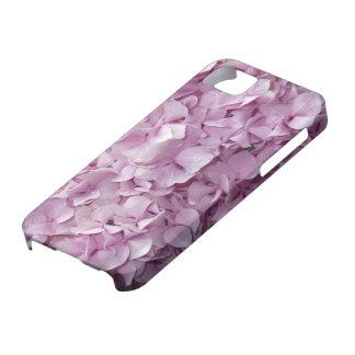 Pink Hydrangea iPhone 5 Case-Mate iPhone SE/5/5s Case