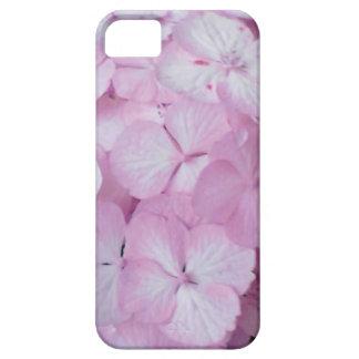 Pink Hydrangea iPhone SE/5/5s Case