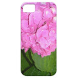 Pink Hydrangeas iPhone 5 Cover