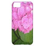 Pink Hydrangeas iPhone 5C Cases