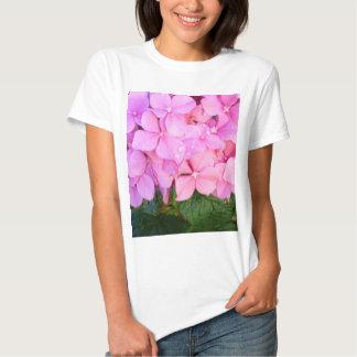 Pink Hydrangeas T-Shirt