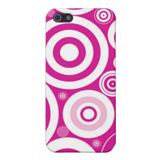 Pink Hypnosis iPhone 4 Case