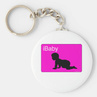 pink iBaby Keychain