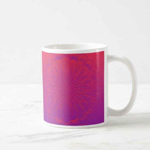 Pink Ice Castle Mug