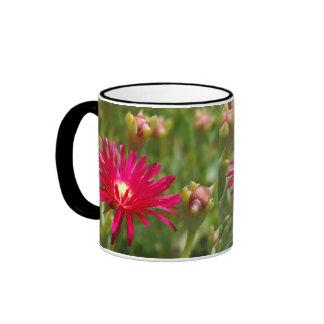 Pink Ice Plant Mug