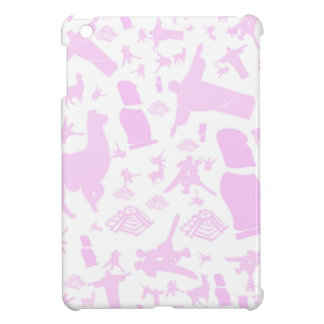 Pink images of South America Cover For The iPad Mini