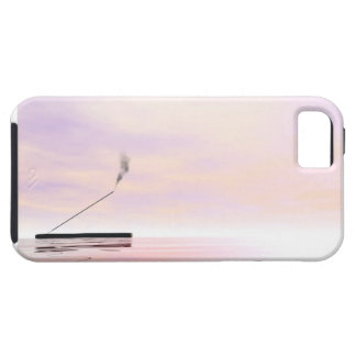 Pink incense iPhone SE/5/5s case